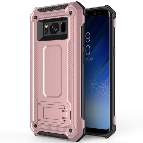 Tough Stand Case for Samsung Galaxy S8 - Rose