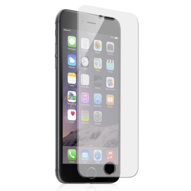 iPhone 6/6S Curved Screen Protector - Clear (2 pack) - screenhug
