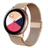 Milanese Strap for Samsung Watch - Rose Gold - screenhug