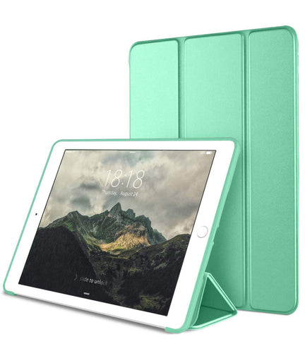 Slim Smart case for iPad Air 3 2019 - Green