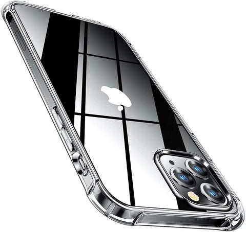 Clear Gel case for iPhone 12 Pro Max - Clear