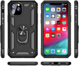 Tough Stand Case for iPhone 11 Pro - Black - screenhug