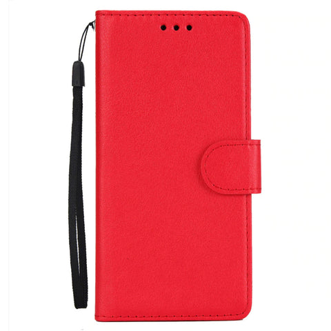 Classic Wallet case for Samsung Galaxy A11 - Red
