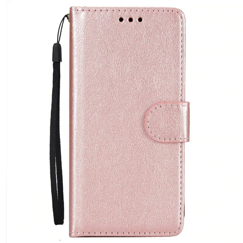Classic Wallet case for Samsung Galaxy A11 - Rose