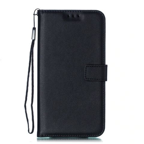 Slim Wallet case for Samsung Galaxy A20s - Black