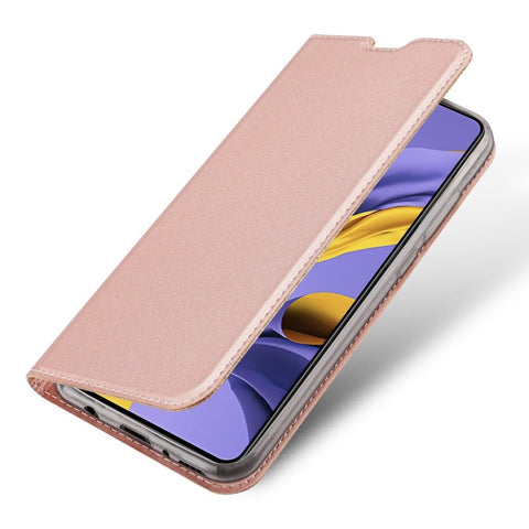 Slim One Card case for Samsung Galaxy A31 - Rose
