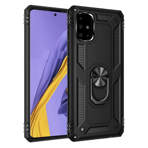 Tough Stand case for Samsung Galaxy A51 - Black