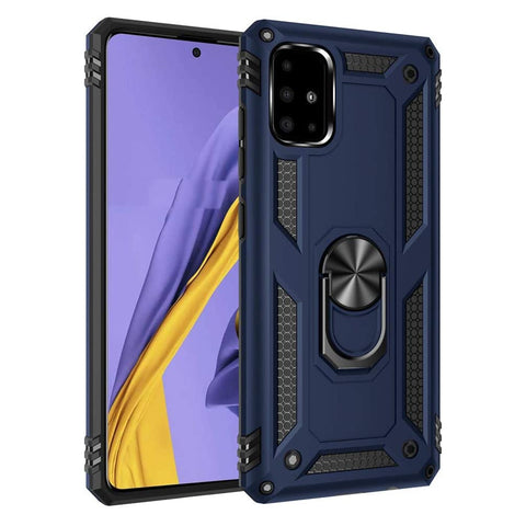 Tough Stand case for Samsung Galaxy A51 - Blue