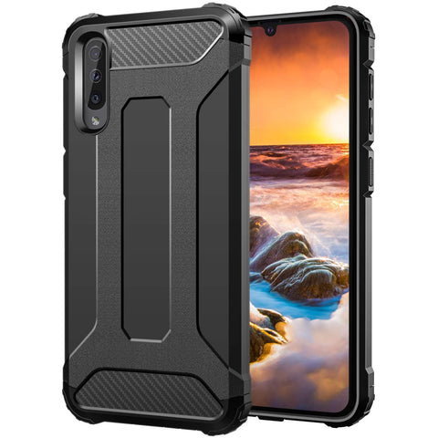 Tough Armour case for Samsung A90 case - Black