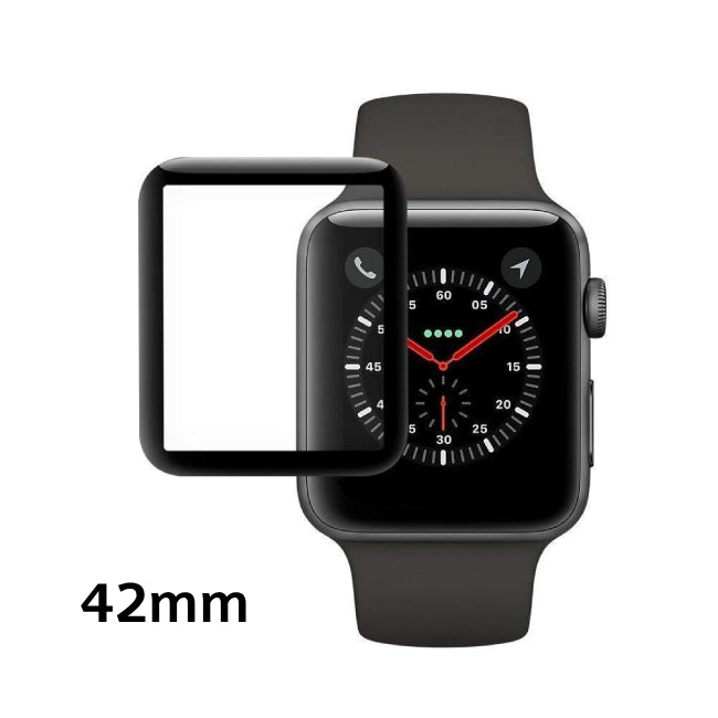 Apple Watch Glass Screen Protector - 42mm - screenhug