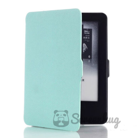 Paperwhite Flip Case for the Kindle - Aqua