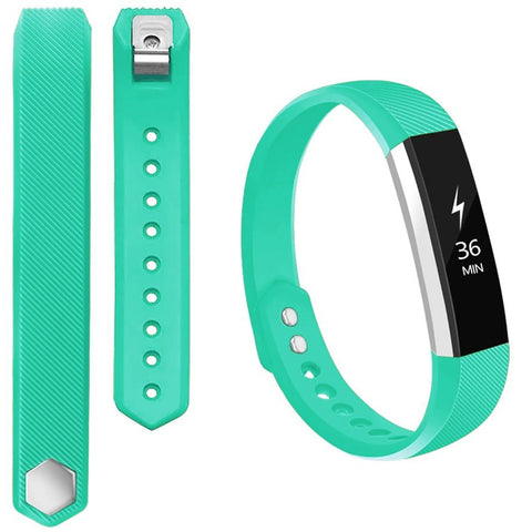 Rubber Strap for Fitbit Ace/Ace 2/Alta HR - Teal