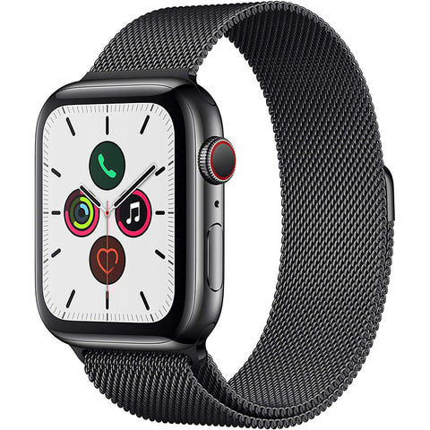 Milanese Strap for Apple Watch 42/44mm - Black