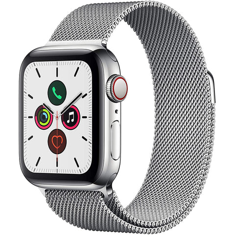 Milanese Strap for Apple Watch 38/40mm - Silver