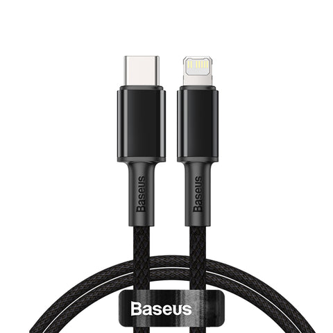 Baseus Type C to Lightning cable 2m - Black