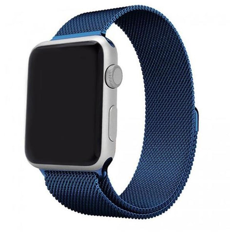 Milanese Strap for Apple Watch 38/40mm - Blue