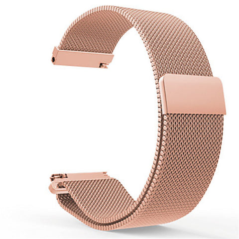 Milanese Strap for Samsung Watch - Rose Gold