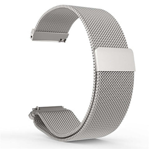 Milanese Strap for Samsung Watch - Silver