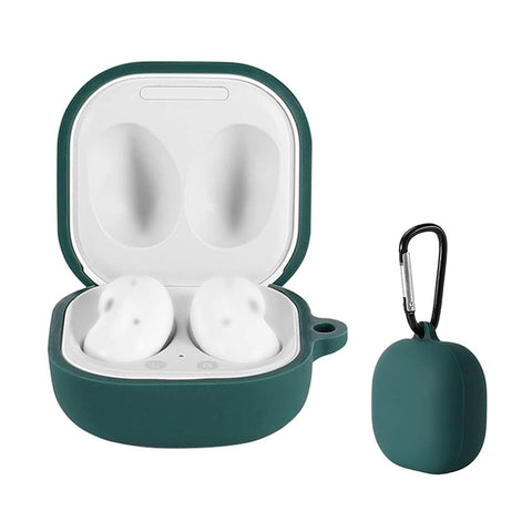 Silicone Case for Galaxy Buds Live - Green
