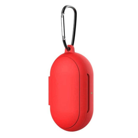 Silicone Cover for Samsung Galaxy Buds - Red