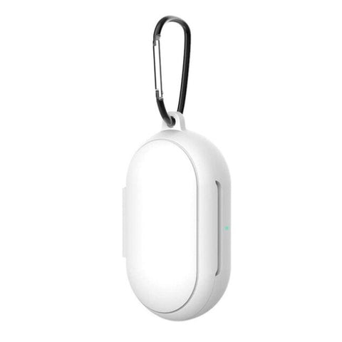 Silicone Cover for Samsung Galaxy Buds - White