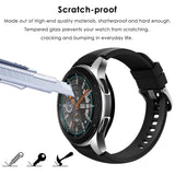 Glass Screen Protector for Galaxy Watch - 46mm - screenhug