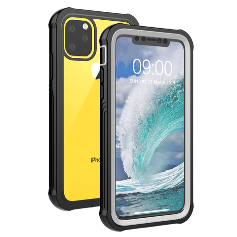 Heavy Duty Case for iPhone 11 - Black