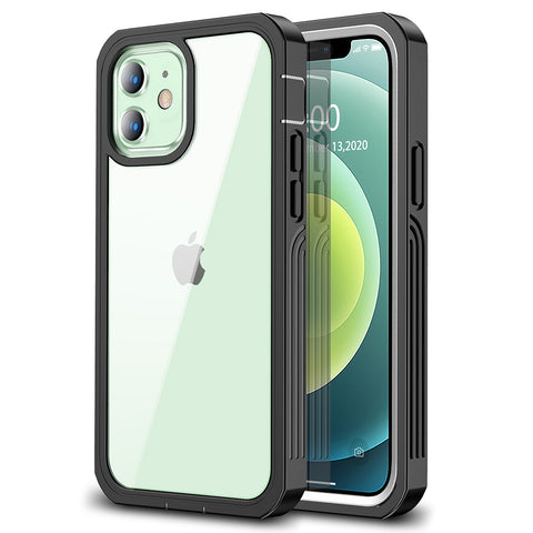 Heavy Duty Case for iPhone 12 Mini - Black