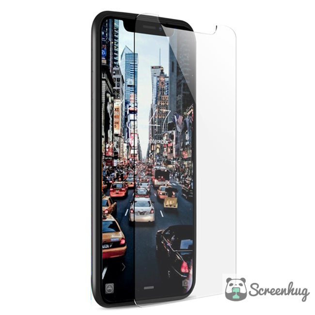 iPhone X/XS Glass screen protector - Clear - screenhug