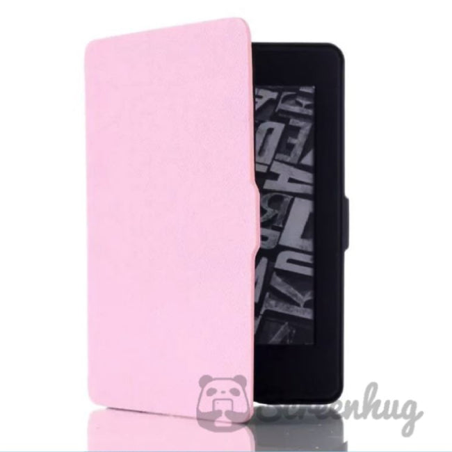 Paperwhite Flip Case for Kindle 2018 - Light Pink - screenhug