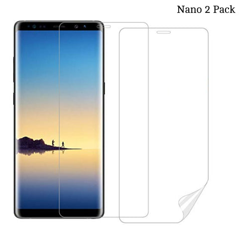 Nano film screen protector for Samsung Galaxy Note 9 - 2 pack