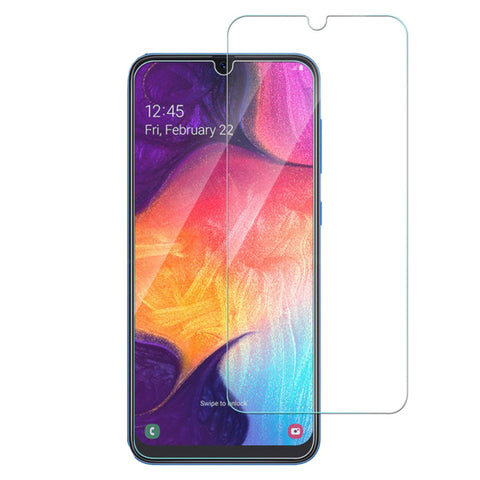 Samsung Galaxy A10 Glass Screen Protector - Clear