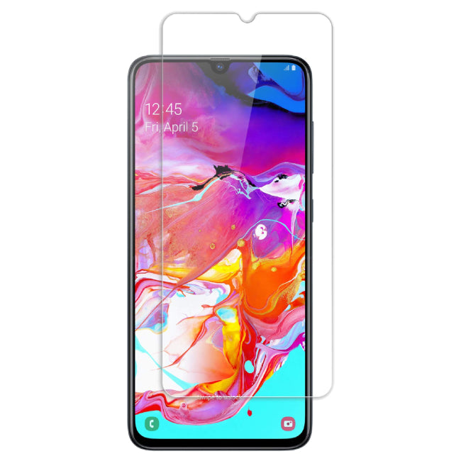 Samsung Galaxy A70 Glass Screen Protector - Clear - screenhug