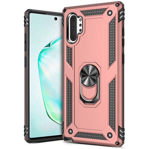 Tough Stand Case for Samsung Galaxy Note 10 - Rose - screenhug