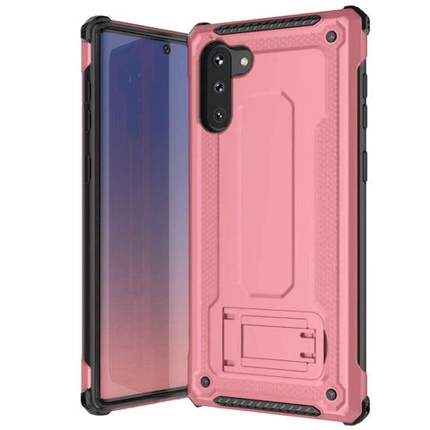 Tough Stand case for Samsung Galaxy Note 10 - Rose
