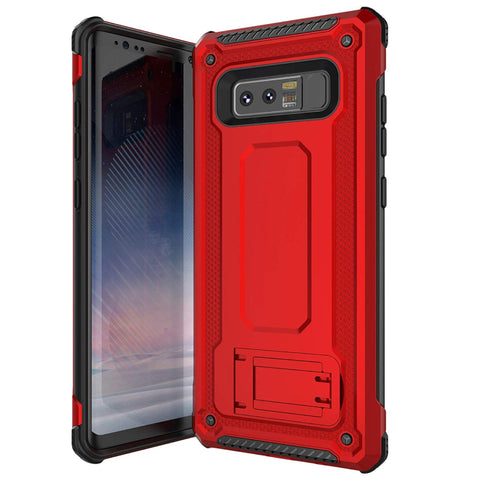 Tough Stand case for Samsung Galaxy Note 8 - Red