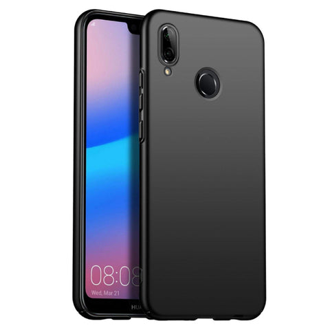 Huawei P20 Lite Thin Shell case - Black - screenhug