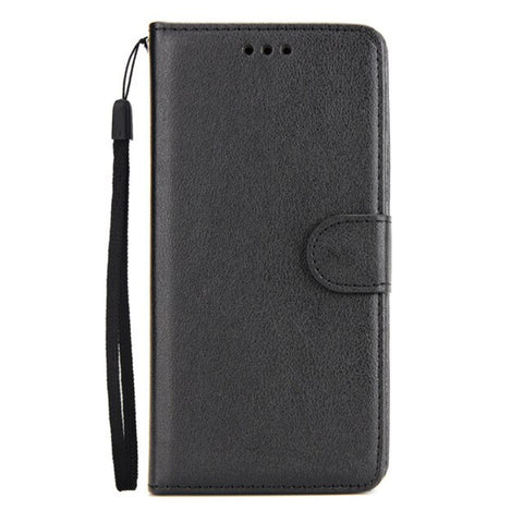 Classic Wallet case for Huawei P40 - Black