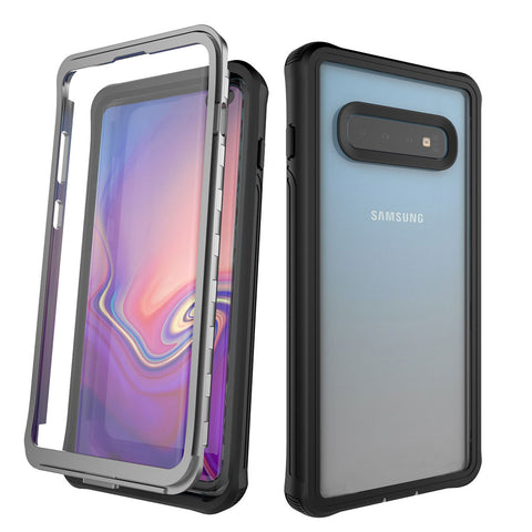 Heavy Duty Case for Samsung Galaxy S10 - Black