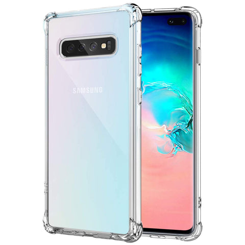 Bumper Gel Case for Samsung Galaxy S10 Plus - Clear