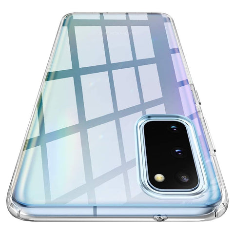 Thin Clear Gel case for Samsung S20