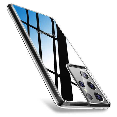 Thin Gel case for Samsung Galaxy S21 Ultra - Clear
