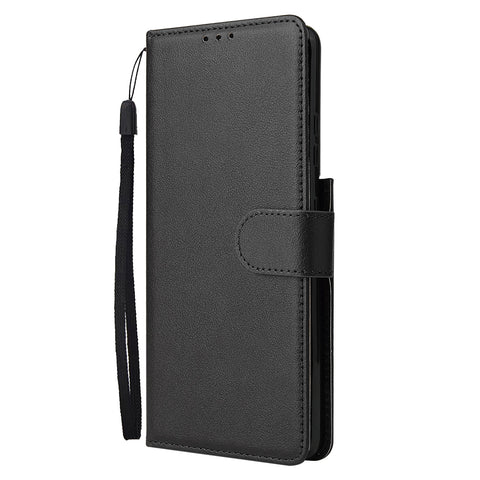 Classic Wallet case for Samsung Galaxy S21 Ultra - Black
