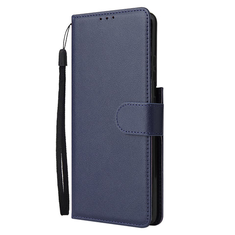 Classic Wallet case for Samsung Galaxy S21 Ultra - Navy Blue