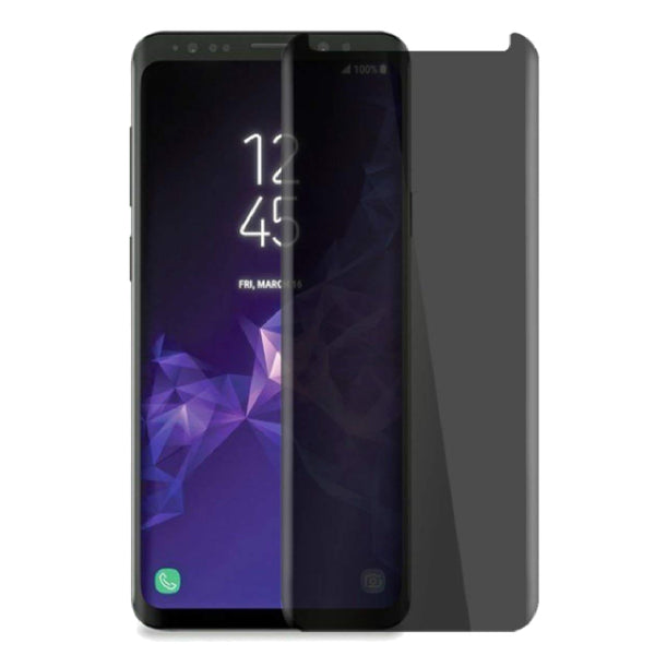 Samsung Galaxy S9 Glass Screen Protector - Privacy - screenhug