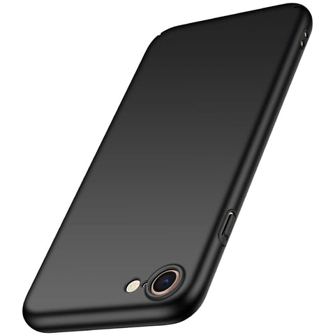 Thin Shell case for iPhone SE 2020 - Black