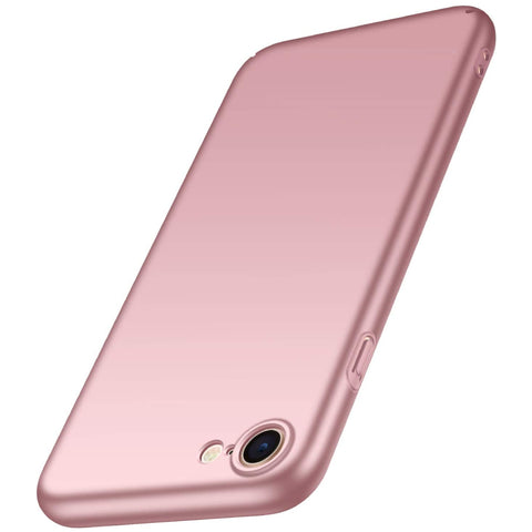 Thin Shell case for iPhone SE 2020 - Rose