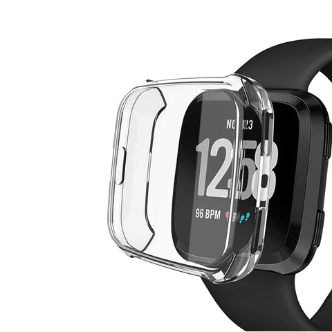 TPU Screen Protector for Fitbit Versa 1 - Clear