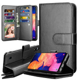 Big wallet detachable case for Samsung Galaxy A10 - screenhug
