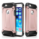 Armour Tough Shell Cover for iPhone 7/8 - Rose - screenhug